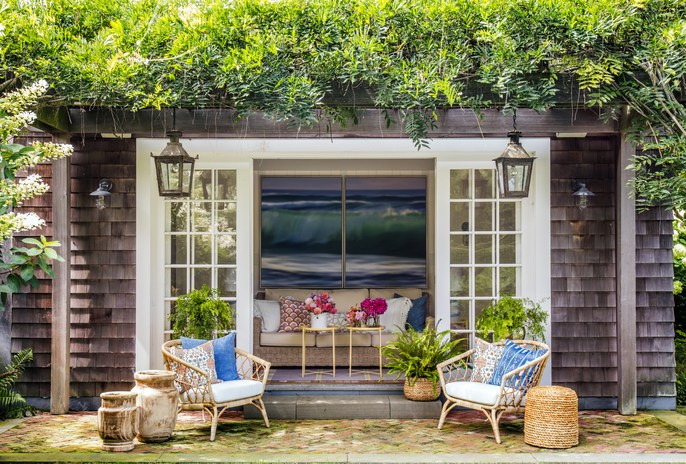 East Hampton Cottage -