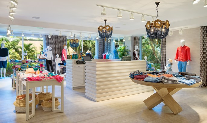 Boutique at Grace Bay Club -