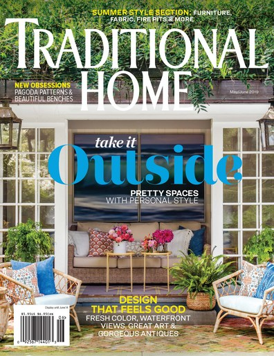 Traditional Home - May/June 2019 -