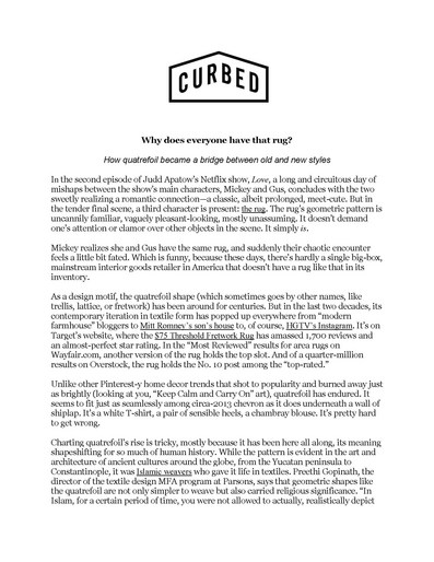 Curbed 2019 -